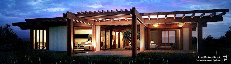 Rendering di interni archivi rendering architettonici for Rendering 3d interni