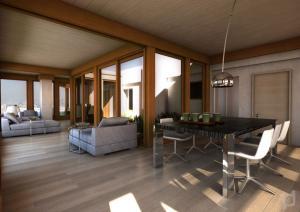 rendering2-zona relax attico