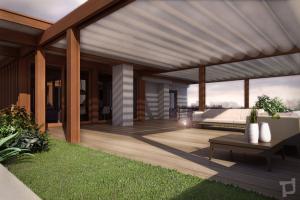rendering4-attico terrazza legno