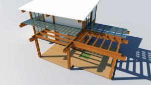 veranda su due livelli-vetri-corretti